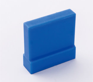 【写真】仕切りのカラー|ブルー